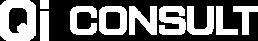 Qi_Consult GmbH Logo weiß